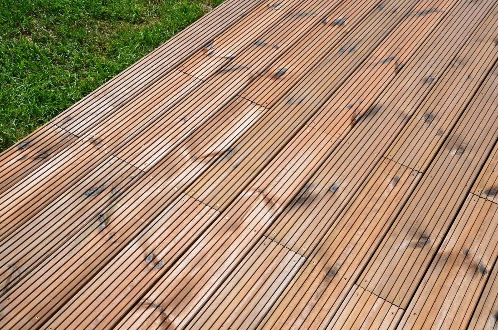 Holzterrasse aus Teak Profi in Mecklenburg Vorpommern (Rostock, Ostsee, Schwerin Stralsund, Wismar) - Terrasse bauen, Holz, Kosten, bauen lassen, vergrößern, sanieren