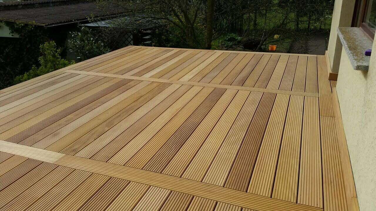 Terrasse aus Holz Profi in Mecklenburg Vorpommern (Rostock, Ostsee, Schwerin Stralsund, Wismar) - Terrasse bauen, Holz, Kosten, bauen lassen, vergrößern, sanieren